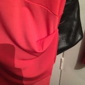 RACHEL Rachel Roy Dresses - Red Orange Rachel Roy Dress